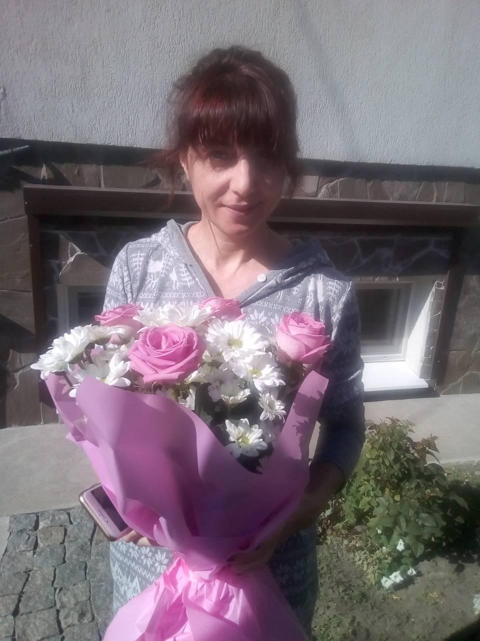 Магазин цветов в Житомире