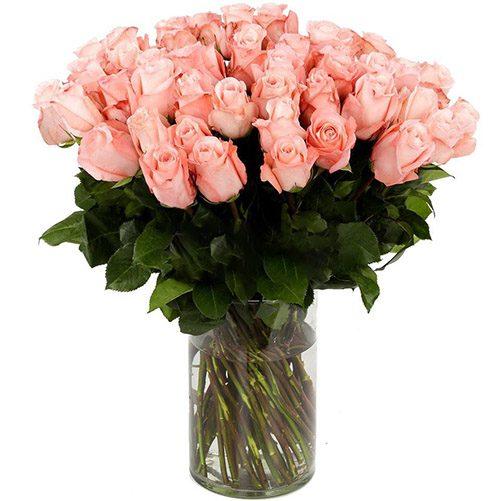Фото товара Роза импортная розовая (поштучно) в Житомире