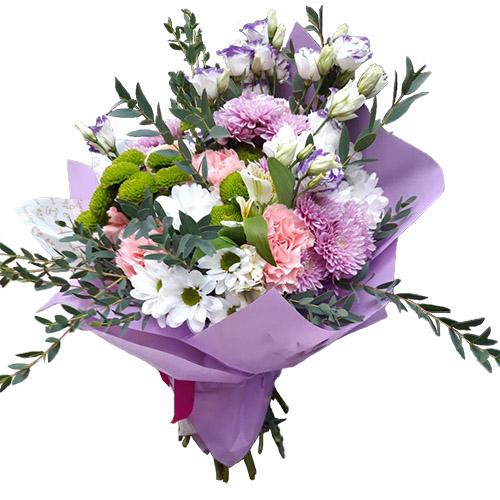 Букет «Прекрасное» микс цветов