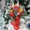 Фото товара Новогодняя корзина в Житомире