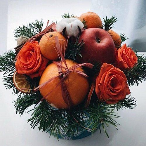 """Фото товара Коробка """"Оранжевое настроение"""" в Житомире"""