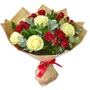 """Фото товара Букет """"Поцелуй розы"""" в Житомире"""
