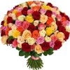 Фото товара 101 роза микс в Житомире