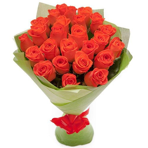 "Фото товара 25 роз ""Вау"" в Житомире"