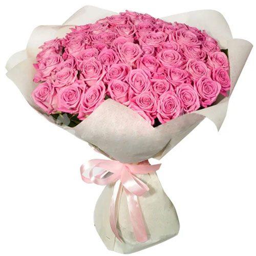 """Фото товара 35 роз """"Аква"""" в Житомире"""