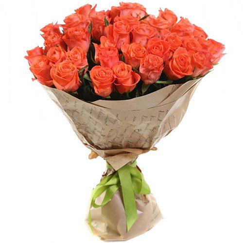 "Фото товара 51 роза ""Вау"" в Житомире"