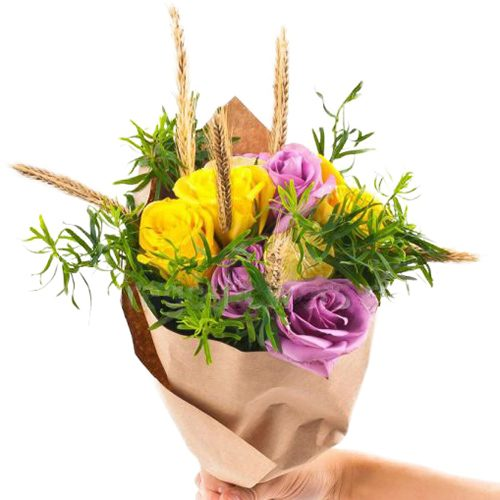 Фото товара Микс букет на вкус флориста в Житомире