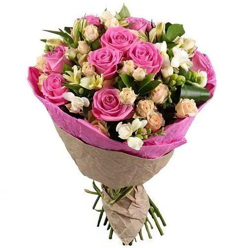 """Фото товара Букет """"Мелодия роз"""" в Житомире"""