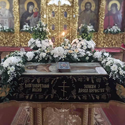 """Фото товара Икебана """"Прощание"""" в Житомире"""