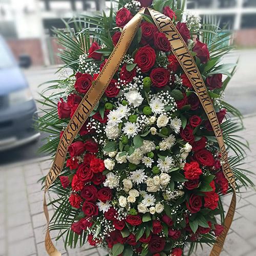 Фото товара Венок на похороны №3 в Житомире