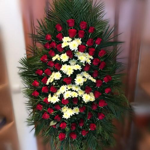 Фото товара Венок на похороны №4 в Житомире